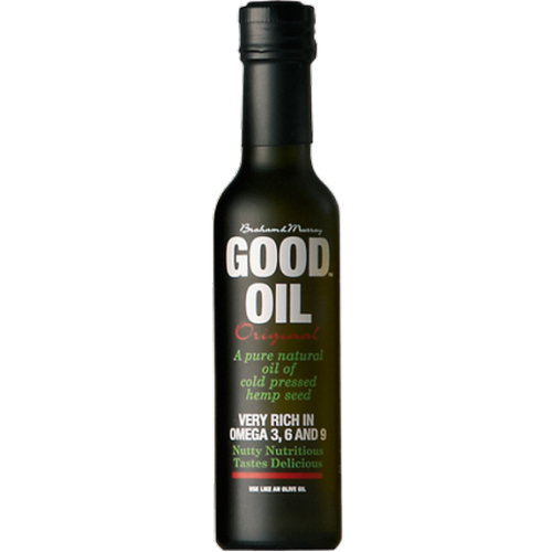 Good Hemp Oil 250ml (Konopný olej)