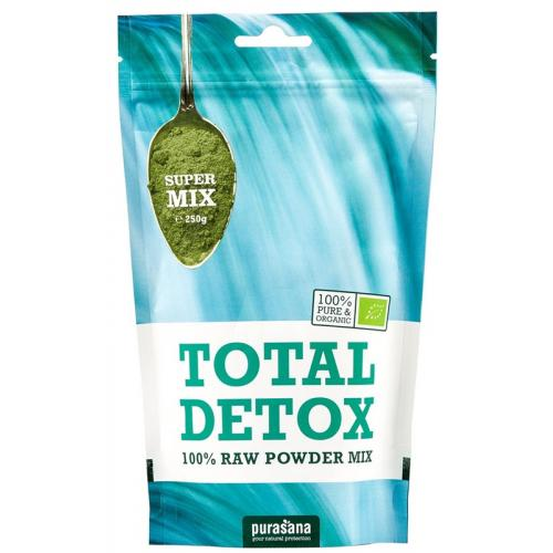 Purusana - Total Detox Mix BIO 250g