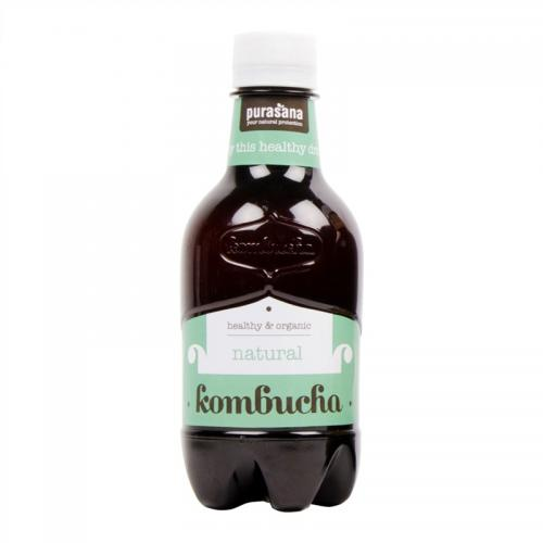 Purasana - Kombucha BIO 330ml natural