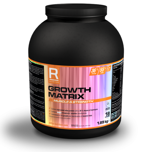 Reflex - Growth Matrix 1,89kg čokoláda